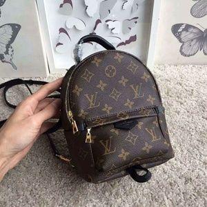 Louis Vuitton Palm Springs Bag Check Description